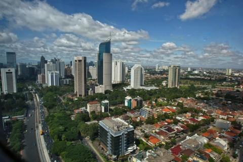 Ibu Kota Cerah Jelang Akhir Pekan