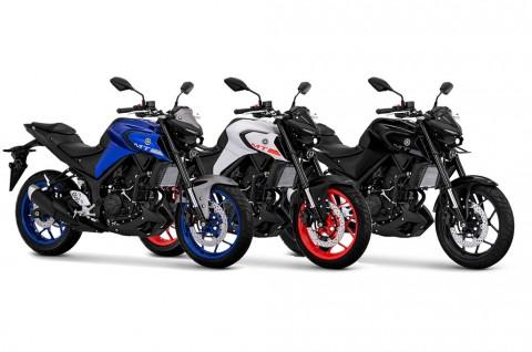 New Yamaha MT-25, Harganya Hampir Sentuh Rp54 Juta