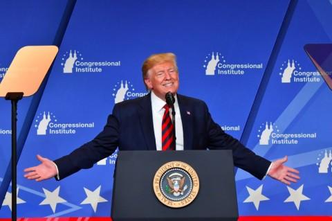 Usai Ukraina, Trump Minta Tiongkok Selidiki Joe Biden