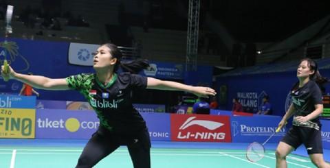 Indonesia Masters 2019: Yulfira/Agatha Siap Hadapi Wakil Jepang