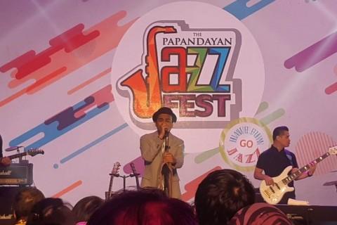 Tampil di Papandayan Jazz Fest, Glenn Fredly Curhat soal Pernikahan