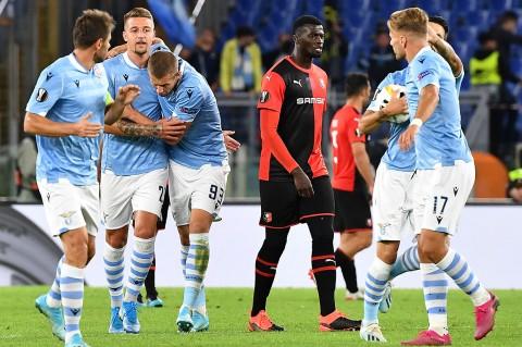 Lazio Menang 2-1 Atas Rennes