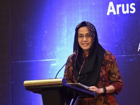 Indonesia Can be Center of Islamic Economy: Finance Minister