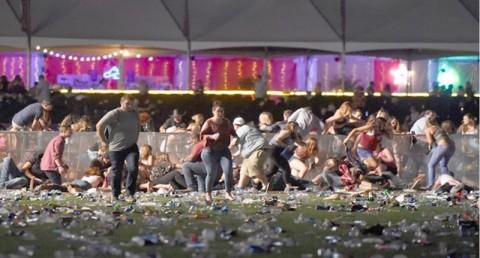 Korban Penembakan di Las Vegas Terima Santunan Rp11 Triliun