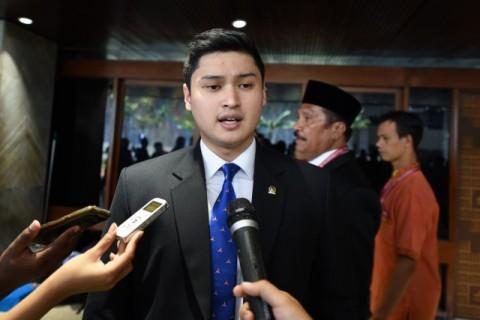 Legislator Muda Fokus pada Isu Ekonomi dan Pembangunan