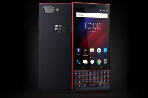 TCL Akui Belum Berencana Hadirkan BlackBerry 5G