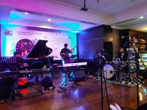 VMS Membuka The Papandayan Jazz Fest 2019 Hari Kedua