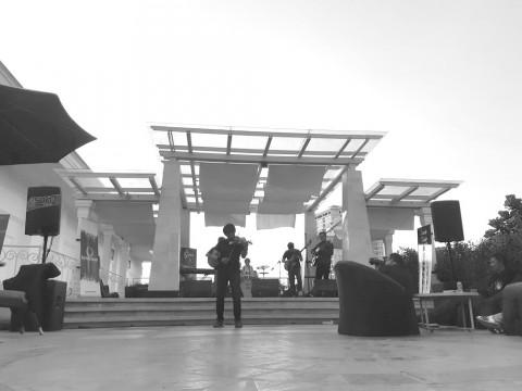 Menikmati Sore di The Papandayan Jazz Fest 2019