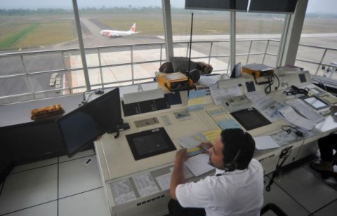 ATC: Konduktor dalam Orkestra Udara