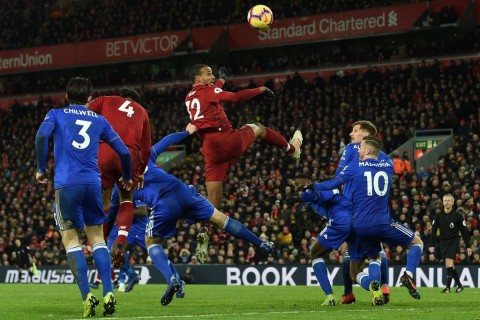 Liverpool Terlalu Canggih bagi Leicester City