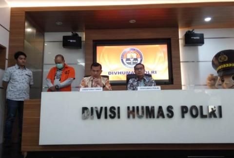 Tiga Pelaku Penyebar Hoaks Yel-Yel TNI Ditangkap