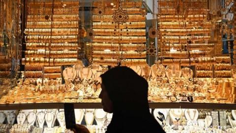 Lonjakan Harga Emas Dunia Terhenti
