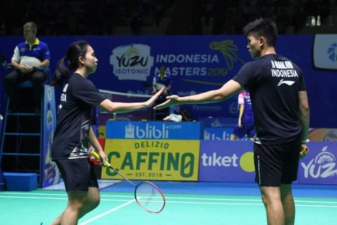 Ganda Campuran Amankan Tiket Final Indonesia Masters 2019