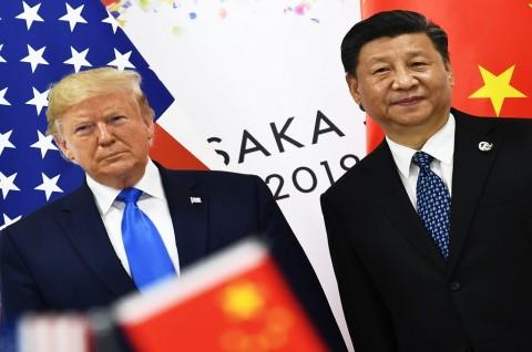 Perang Dagang, Trump Janji Tetap Diam Soal Hong Kong
