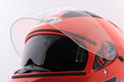 Resiko Ini Mengintai Pengguna Helm Tanpa Visor