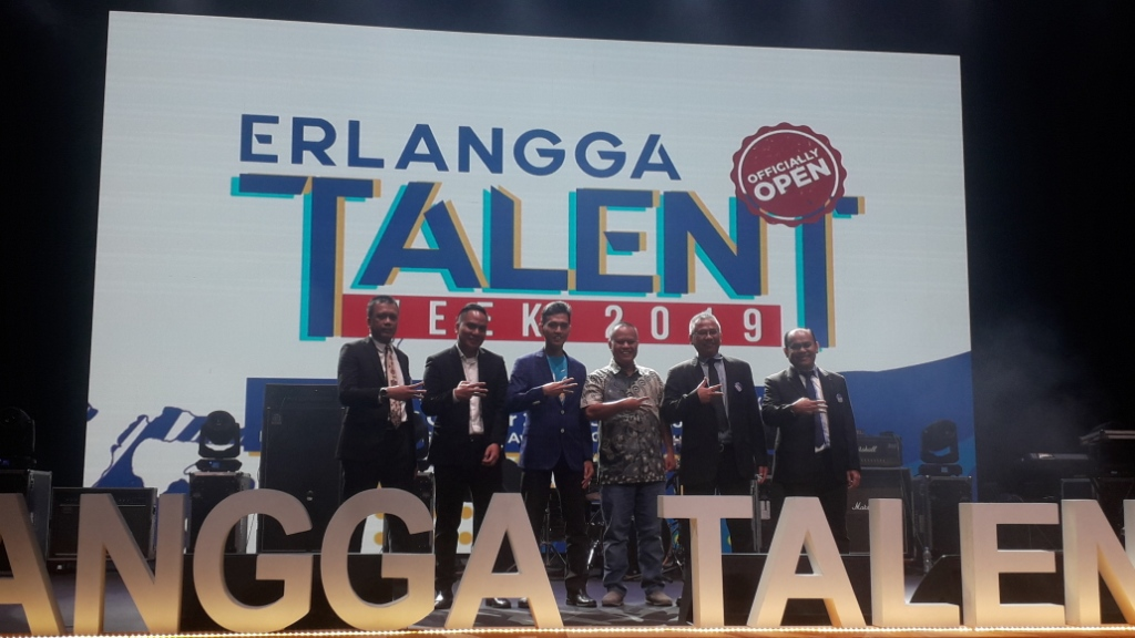 Erlangga Talent Week (ETW) 2019. Foto: Medcom.id/Yurike Budiman