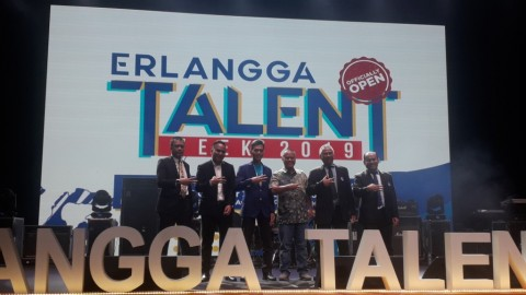 Erlangga Talent Week Ajang Gali Bakat Generasi Z