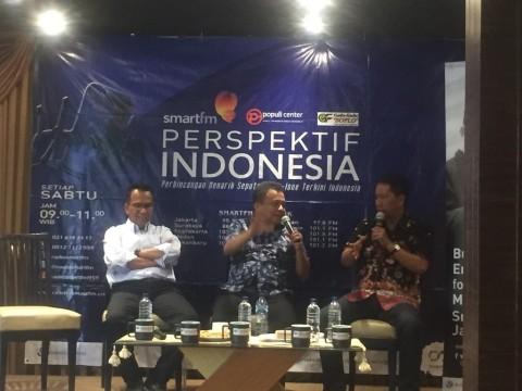 Jokowi Diminta Mengalkulasi Politik Perppu KPK
