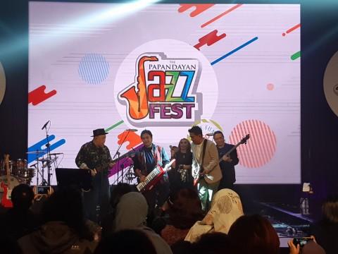 Pesona Krakatau di The Papandayan Jazz Fest 2019