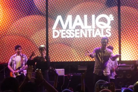 Ada Danilla dan Maliq & D'Essential di The Papandayan Jazz Fest 2019 Hari Ketiga
