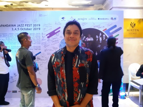 Krakatau Bahagia Perdana Tampil di The Papandayan Jazz Fest 2019