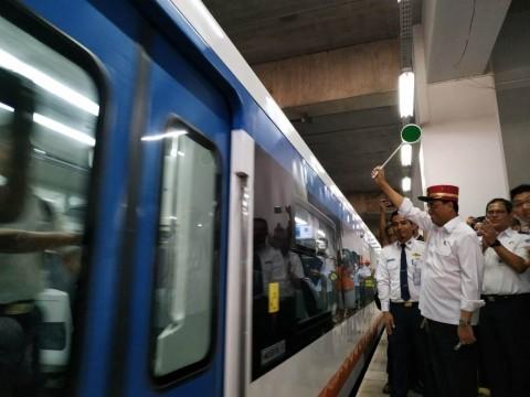Kereta Bandara Surabaya dan Bali Segera Dibangun