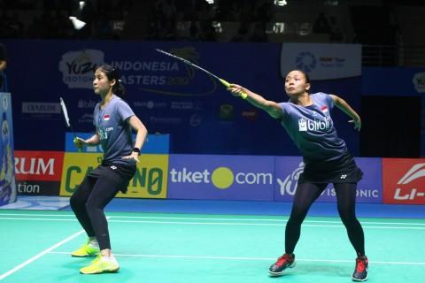 Indonesia Masters 2019: Indonesia Meloloskan Tiga Wakil ke Final