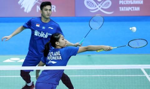 Tundukkan Tiongkok, Indonesia Raih Gelar Kejuaraan Dunia Junior 2019