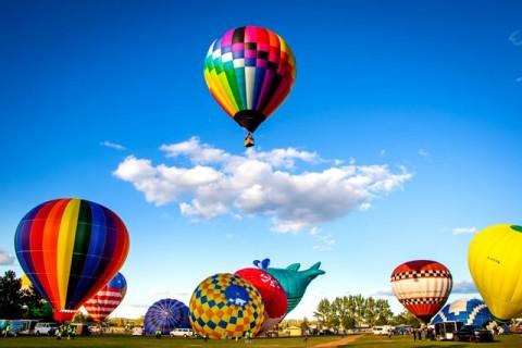 7 Fakta Menarik tentang Balon Udara Panas