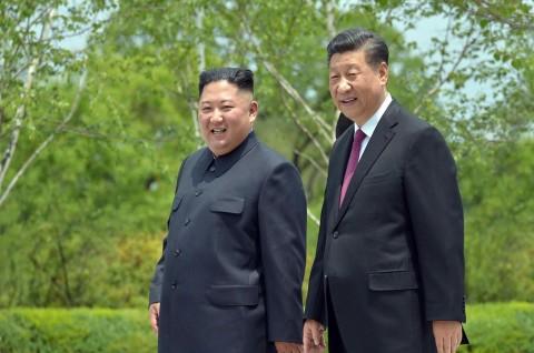 Tiongkok dan Korut Deklarasikan Persahabatan Abadi