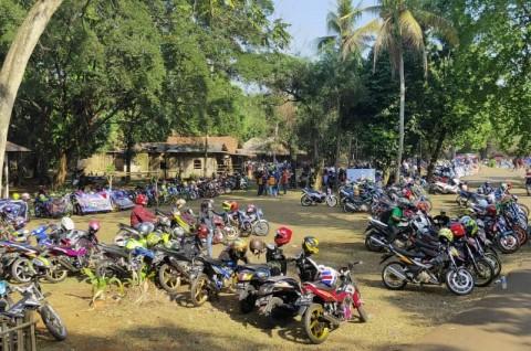 190 Klub Motor Satria Rayakan Jamnas Ke-17 SCI