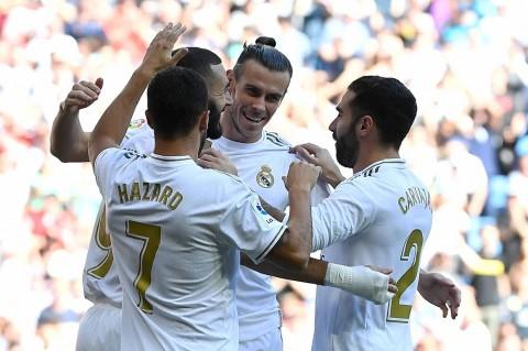 Madrid Tekuk Granada 4-2
