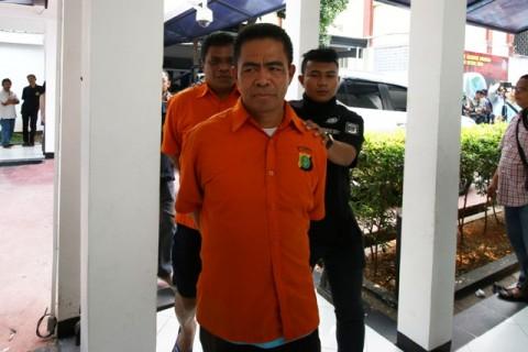 Umar Kei Selundupkan Sabu ke Rutan Polda Metro Jaya