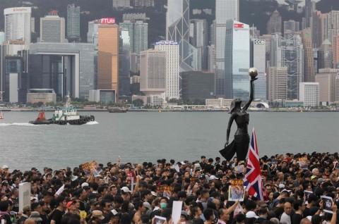 Pengadilan Hong Kong Tolak Gugatan Larangan Masker