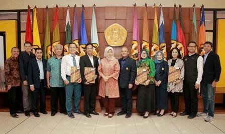 Rina Indiastuti Terpilih jadi Rektor Unpad 2019-2024