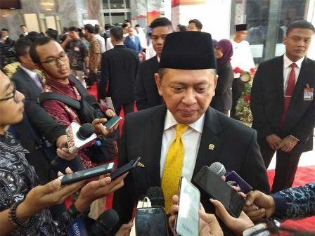 Ketua MPR: Menteri Kebinet Kerja Jilid II Harus Responsif