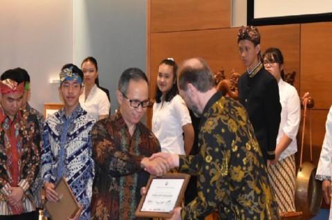 Indonesian Cultural Caravan Pukau Masyarakat Indiana