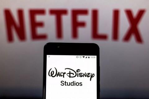 Disney tak Lagi Terima Iklan Netflix
