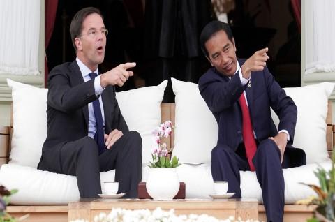 President Jokowi to Meet Dutch PM at Bogor Palace