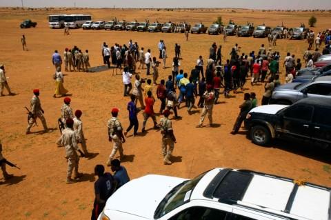 Arab Saudi Upayakan Keluarkan Sudan dari Daftar Teroris AS
