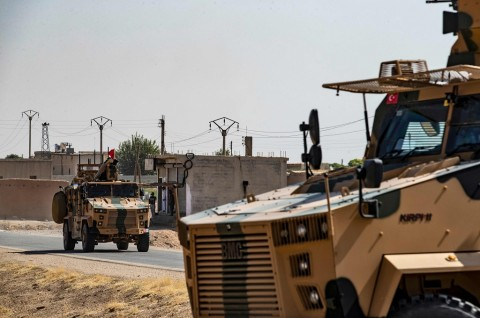 AS Tegaskan Tidak Ikut dalam Operasi Turki di Suriah