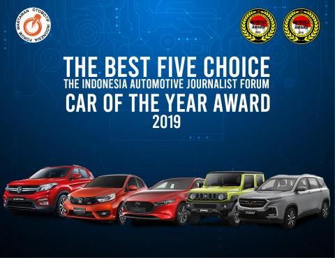 Ini Lima Mobil & Motor Terbaik 2019 Versi Wartawan Otomotif