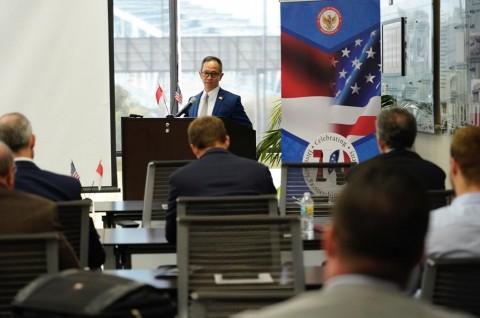 Perusahaan AS di Florida Tertarik Tingkatkan Bisnis dengan RI