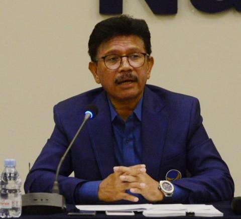 NasDem Ingin Polemik UU KPK Diselesaikan di MK