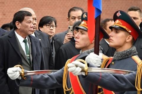 Presiden Filipina Duterte Mengidap Penyakit Autoimun