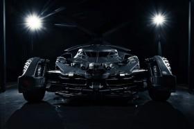 Wah Replika Mobil Batman Dibanderol Hampir Rp12 Miliar