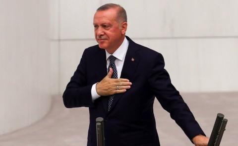 Tanpa AS, Turki Lanjutkan Operasi di Suriah