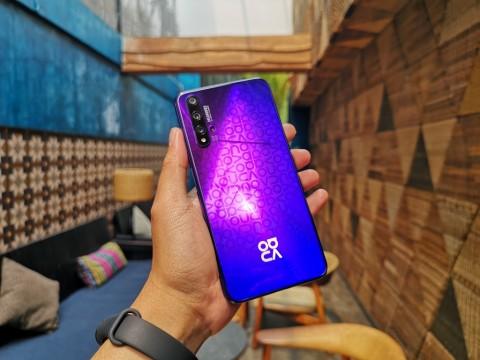 Huawei Nova 5T, Kelas High-End Harga Menengah yang Sesungguhnya