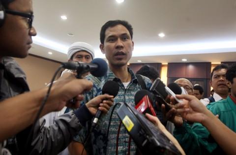 Munarman Diduga Perintahkan Hapus Rekaman Penganiayaan Ninoy