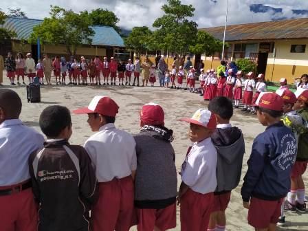 Aktivitas Sekolah di Wamena Berangsur Pulih